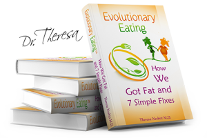 Evolutionary Eating book cover 486x324