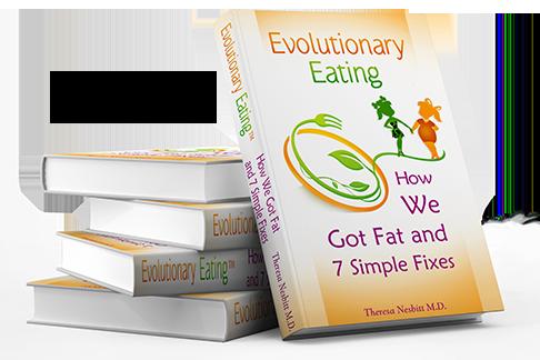 Evolutionary Eating book cover 486x324